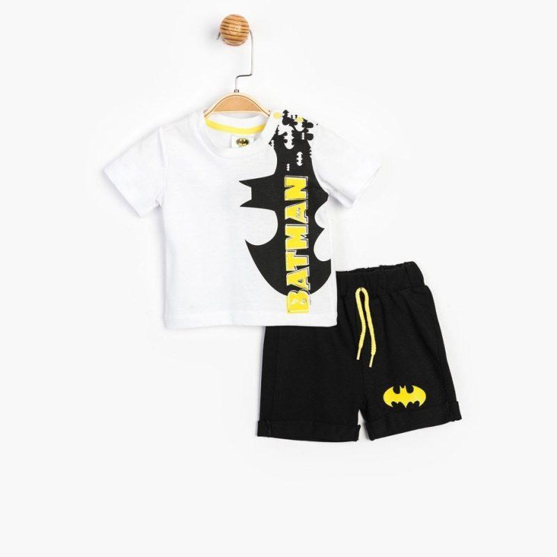 Batman Bebek Şortlu Takım