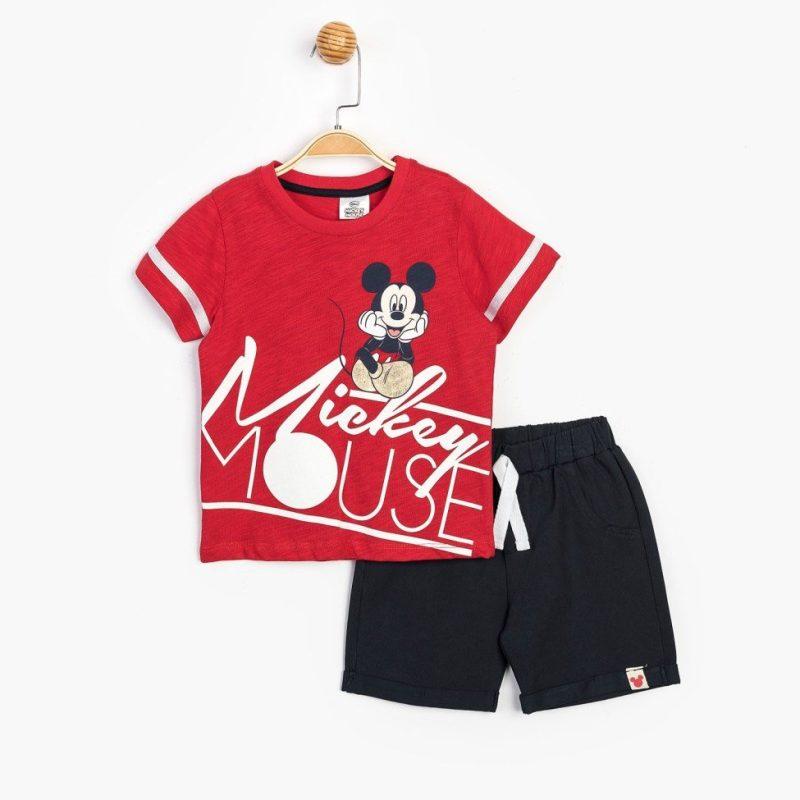 Disney Çocuk Şortlu Takım